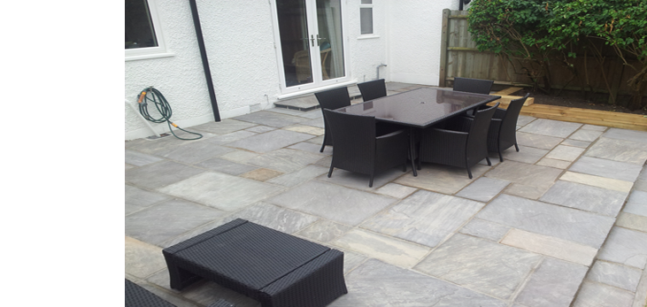 Design and construction to exacting standards, decks, decking and patios, by Elliott Landscapes in London